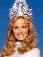 Miss Universe 1984, Yvonne Ryding of Sweden