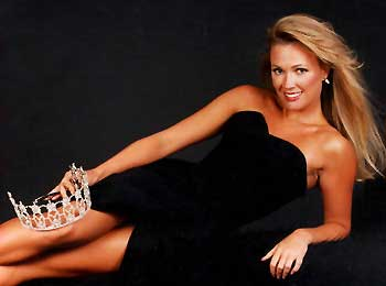 Miss USA 1992, Shannon Marketic