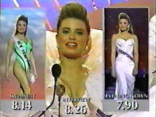 Miss New Hampshire USA 1991, Adriana Molinari (aka Alex Taylor)