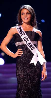 Alysha Castonguay, Miss Rhode Island USA 2009