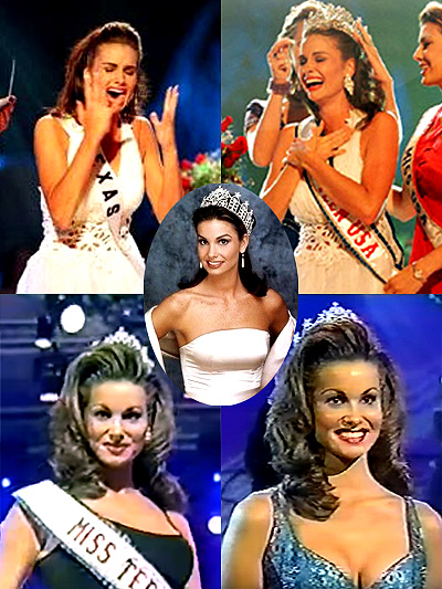 Christie Lee Woods-Miss Teen USA 1996