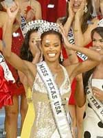 Crystle Stewart wins Miss Texas USA 2008