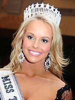 Brooke Daniels, Miss Texas USA 2009