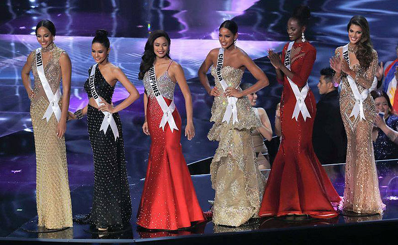Top 6-Haiti, Thailand, Philippines, Colombia, Kenya, France