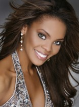 Crystle Stewart, Miss Texas USA 2008