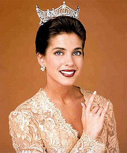 Heather Whitestone, Miss America 1995