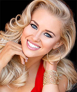 Haley Sowers, Miss Mississippi USA 2016