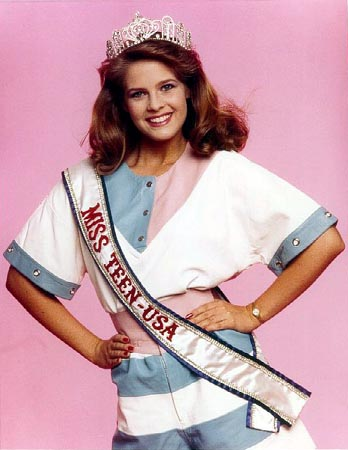 Miss Teen USA 1984, Cherise Haugen