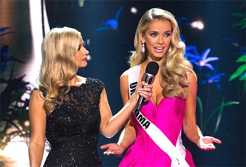 Olivia Jordan, Miss USA 2015 answers her final question